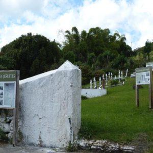 cimetière des jésuites - Sainte-Marie Réunion