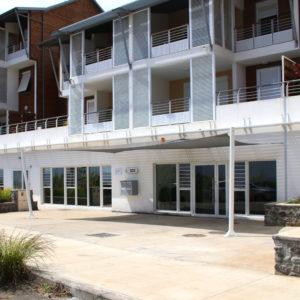 Mairie de la Ressource transférée à Beauséjour