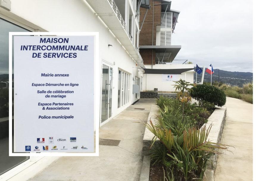 Maison Intercommunale de Services