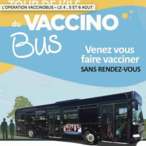 L'OPERATION VACCINOBUS – LE 4 , 5 ET 6 AOUT