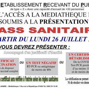 Information de la mairie de Sainte-Marie