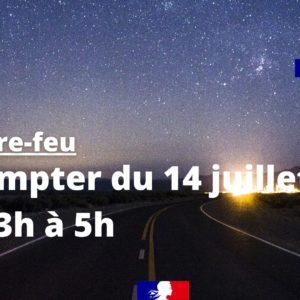 Communiqué de la préfecture de la Réunion