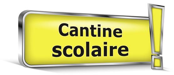 Régie Cantine Scolaire – Note d'information
