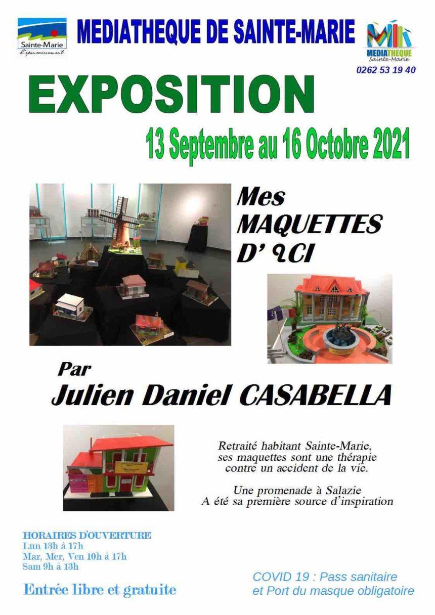 Exposition Médiathèque